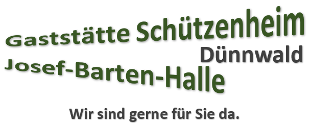 Schützenheim Dünnwald