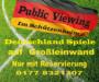 Deutschlandspiele live